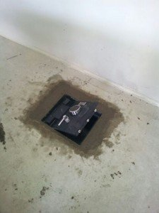 In ground floor safes