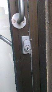 Damaged Lock