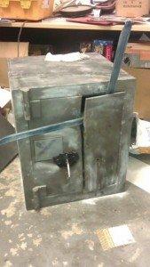 Damaged safes, safe removals Brisbane, Gold Coast, anywhere