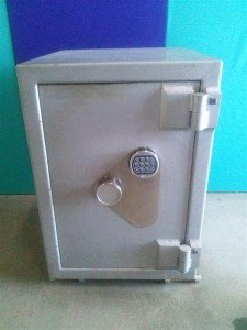 Pre-owned safes