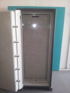 JEWELLERY SAFE CHUBB PACIFIC 410 BRISBANE
