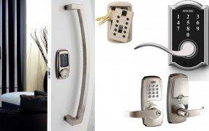 Smartphone door release