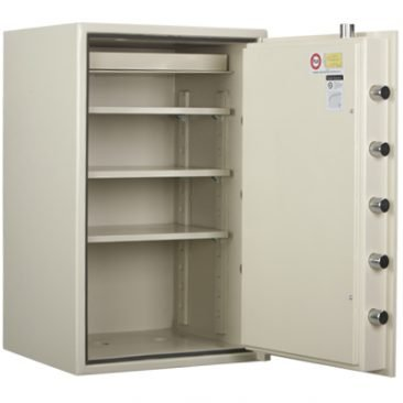 A Guardall BFG commercial grade safe