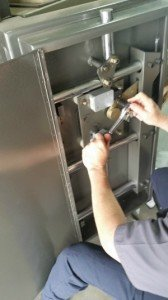 We know about high grade safes !