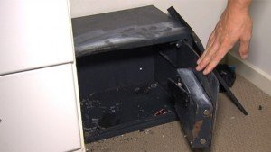 This Bunnings safe is hard to repair and there are NO spare parts available should it break down