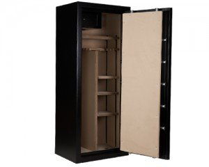Gun safes for a few guns to large collections - we have them all