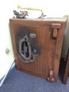 Fireproof safe in Australia - Nope ! - KGB Brisbane Locksmiths & Safes