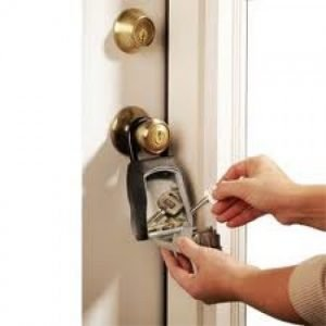 Key Safe – Padlock 3 Keys