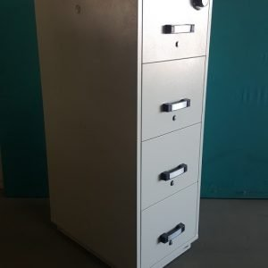 2nd hand fireproof filing cabinet