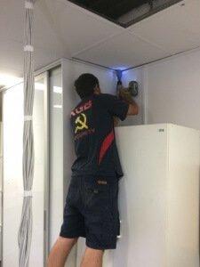Alarm system repairs Brisbane