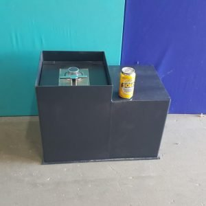 Dominator inground floor safe