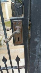 Gate Lock Repairs Brisbane