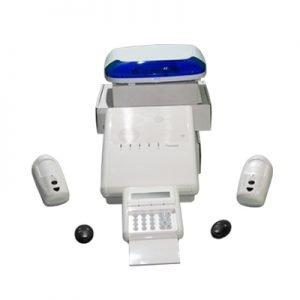 Starter Kit Risco Agility 3 Digital Camera System
