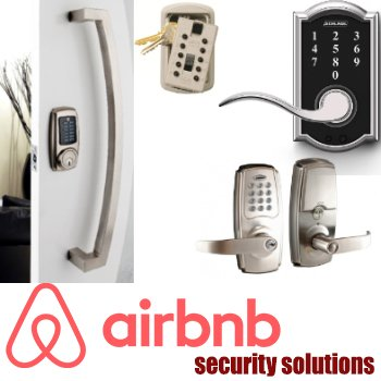 air bnb security solutions
