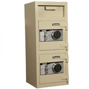 Guardall FLD5 POSTING DEPOSIT SAFE – twin door