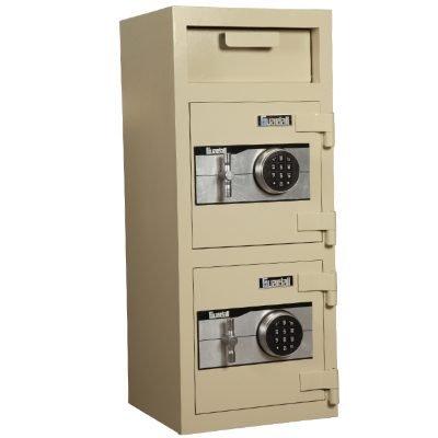 Guardall FLD5 POSTING DEPOSIT SAFE – twin door