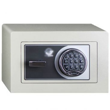 This safe has a 8mm thick door and a 6 mm wall, it also has a high grade digital lock