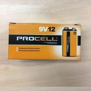 Safe Battery 9V