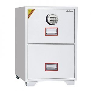 Diplomat DFC2000E Fire Filing Cabinet