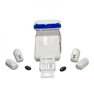 Economy Kit Package Risco Agility 3 Digital Camera System