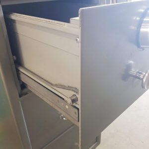 Used Chubb 4 Drawer security safe Brisbane